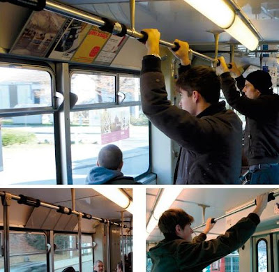 25 Creative and Clever Bus Advertisements - Part: 4 (30) 17