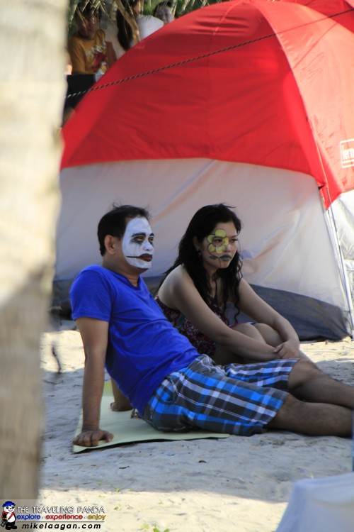 Lovers Face Paint
