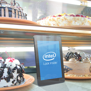 cheap tablet by Intel Year 2013