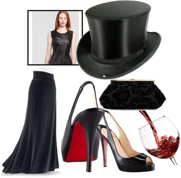 dress code serata vampiri