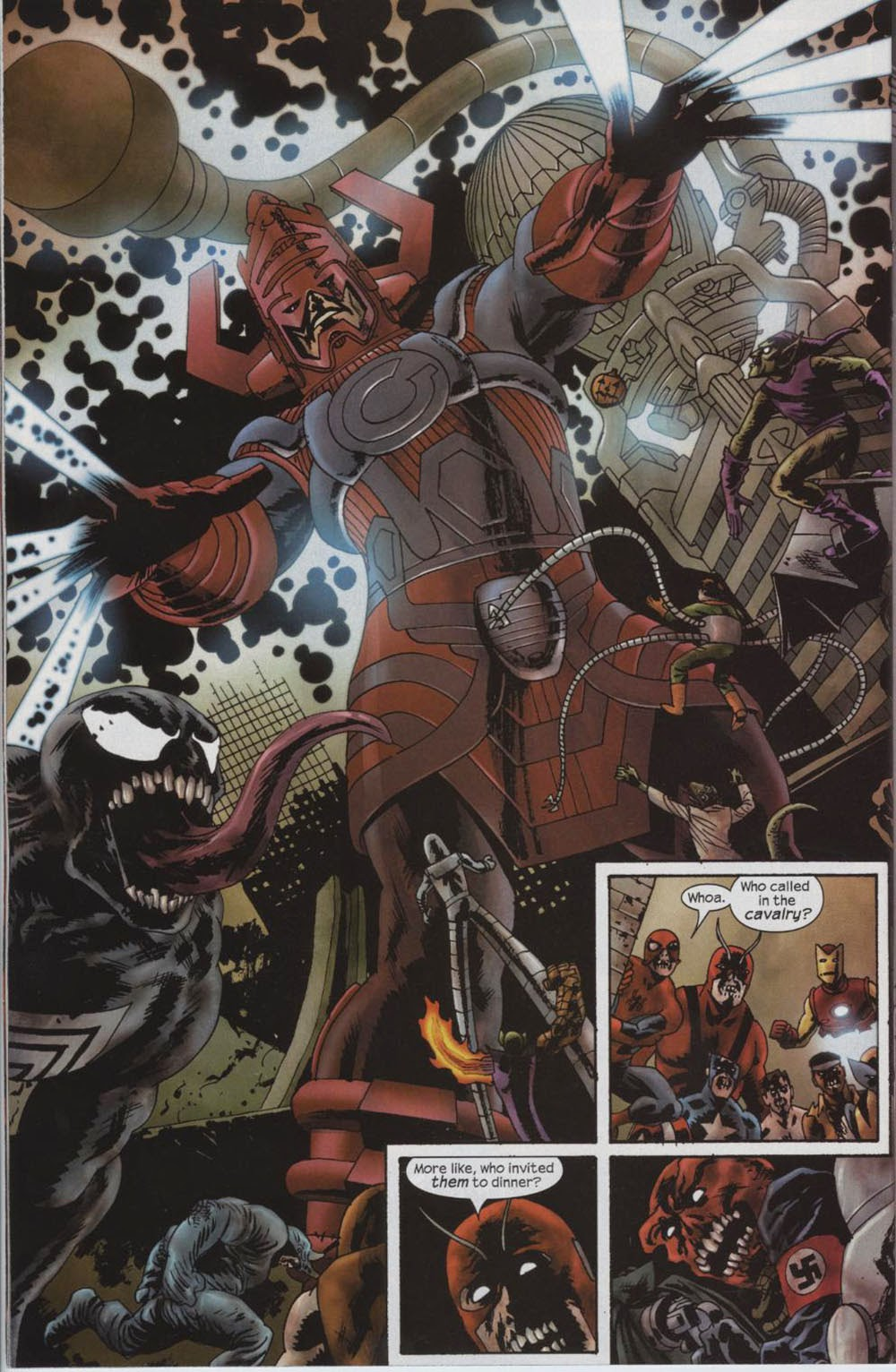 Marvel zombies pic free online pornos sister