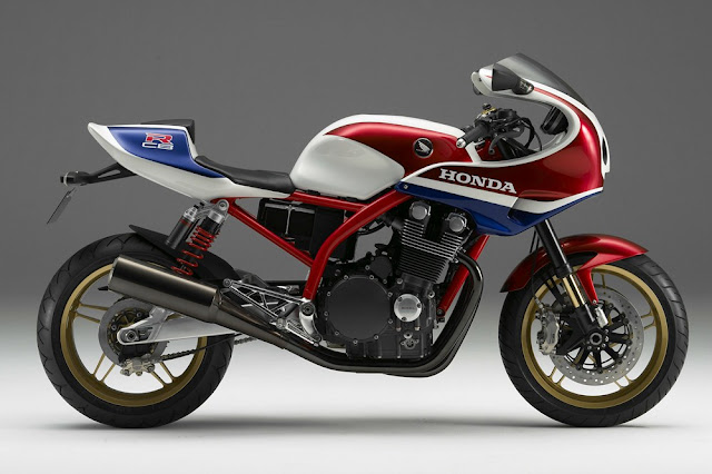 Honda CB900R for Producion