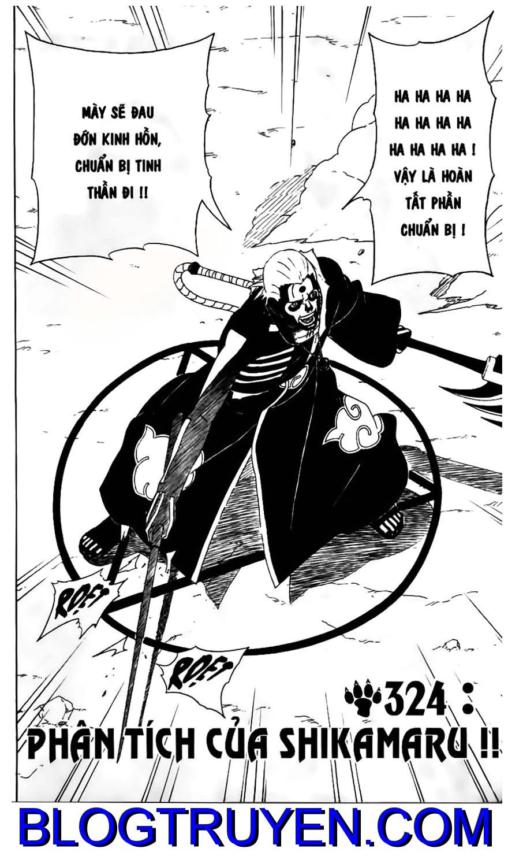 Naruto - Chapter 324 - Pic 2
