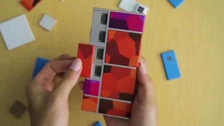 Google tawarkan hadiah $100,000 untuk modul ponsel Project Ara