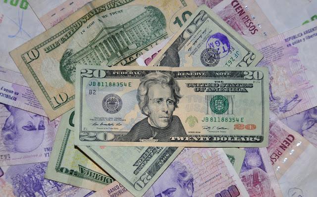 Que moeda eu levo para Buenos Aires?