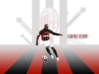 Clarence Seedorf AC Milan Wallpaper 1