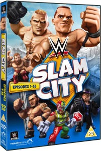 WWE: Slam City (Episodes 1-26)