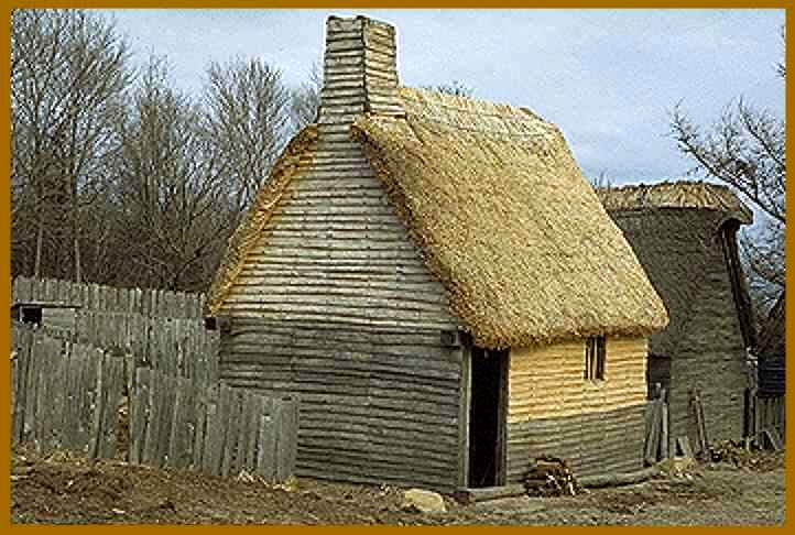 Dream Houses In Colonial America 13 Photo Architecture