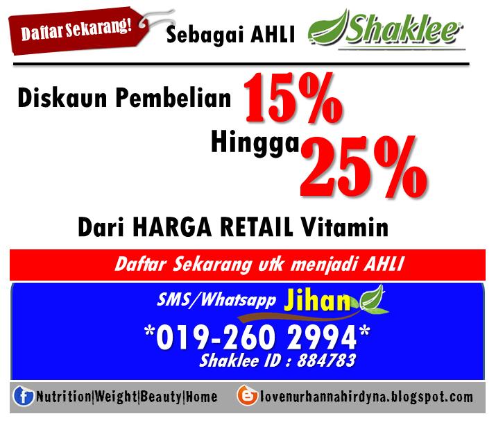 shopping shaklee online