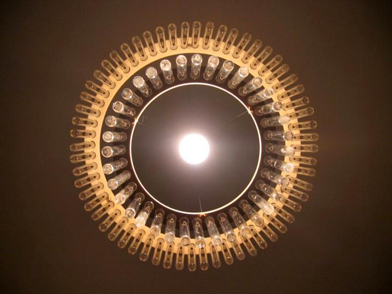 lámparas florero Maria S.C.