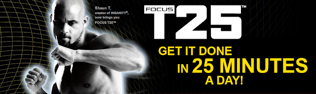 Focus T25 Challenge Group