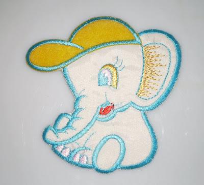 Hímzett elefánt - Második felvonás