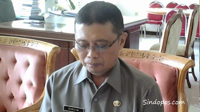 H. Suko Wiyono, Ketua Kwarcab Pramuka Pacitan