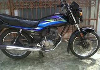 Harga Motor Honda GL MAX