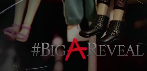 Big A reveAl
