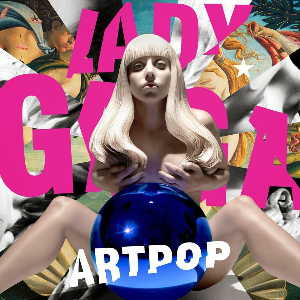 Lady GaGa - ARTPOP(US Version) - YESASIA