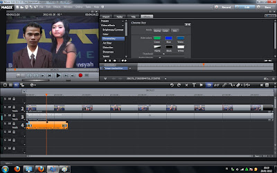 cara Merubah Background Video