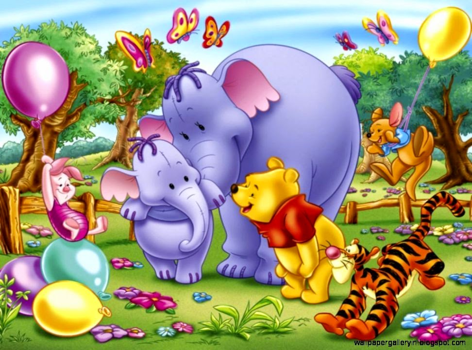 Wallpapers hd cute winnie the pooh and friends wallpaper gallery - Winnie the pooh and friends wallpaper ...