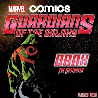 Guardians of the Galaxy Infinite, Marvel Comics