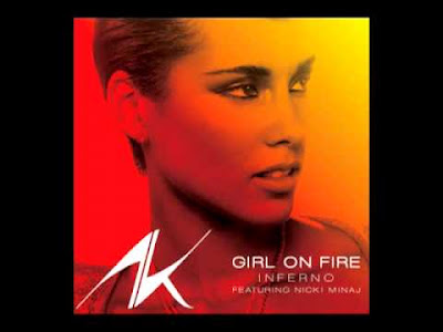 Lirik Lagu Alicia Keys Girl On Fire