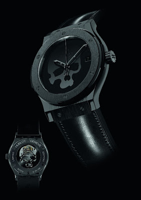Hublot Skull Bang copy watch