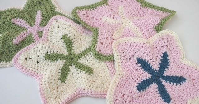 Junie Moon: Summer Starfish Crochet