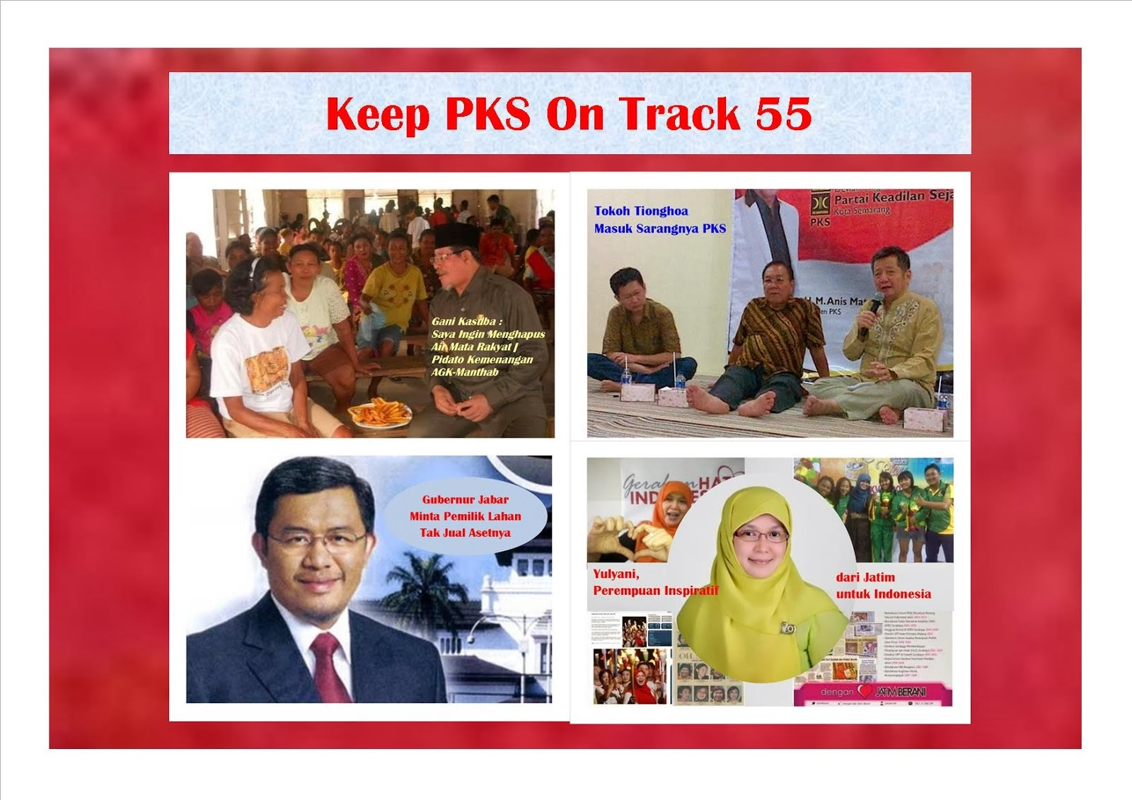 Keep PKS on Track 55