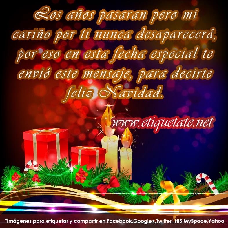 Postales de navidad hermosas con lindos textos