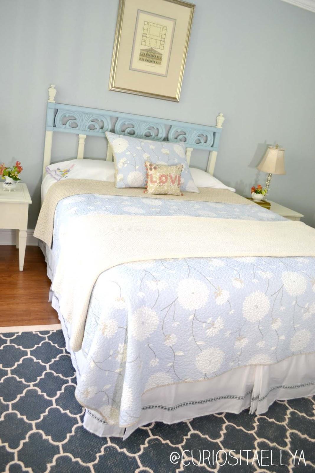 curiositaellya guest bedroom furniture makeover diy