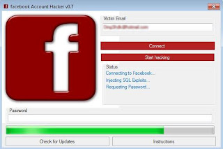 facebook how to hack
