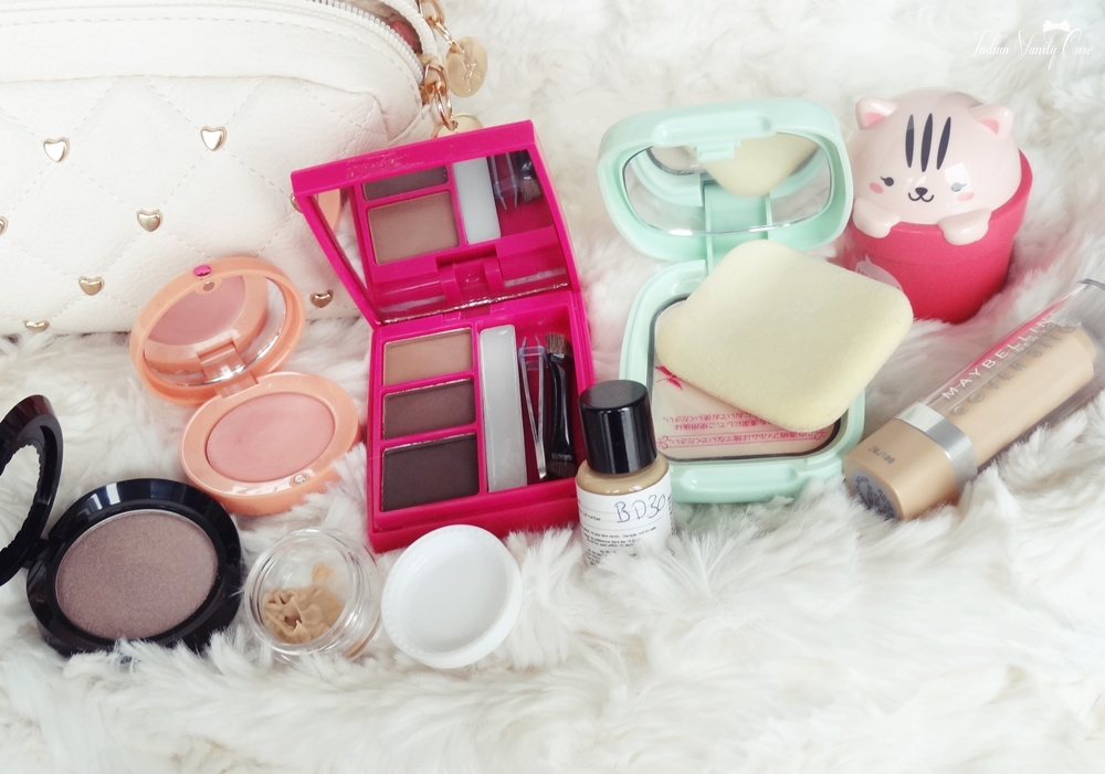Indian Vanity Case: What\'s In My Makeup Bag? Sequel