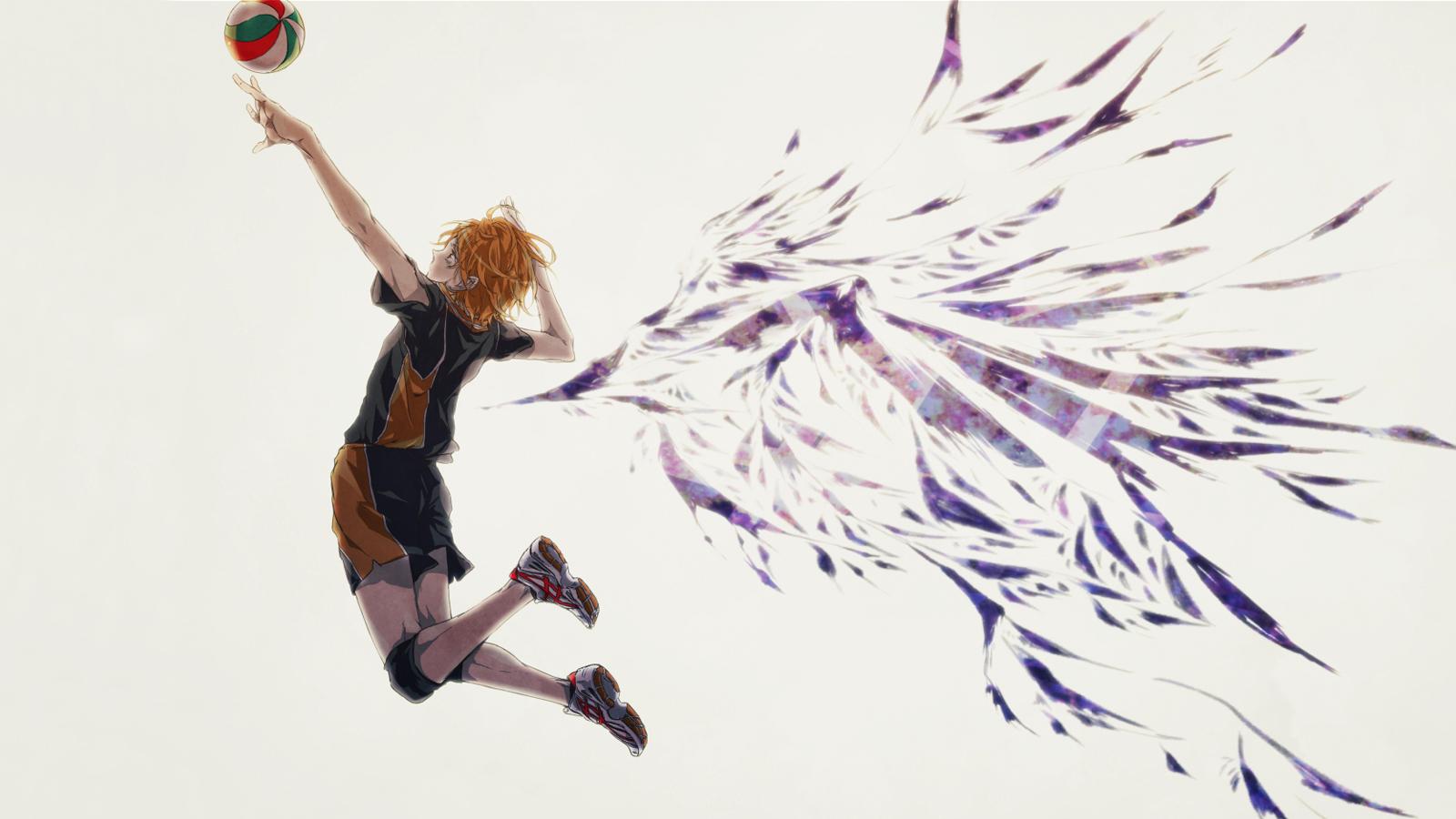 Shouyou Hinata Spike 17 Wallpaper HD