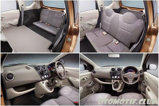 Foto Interior Datsun GO+
