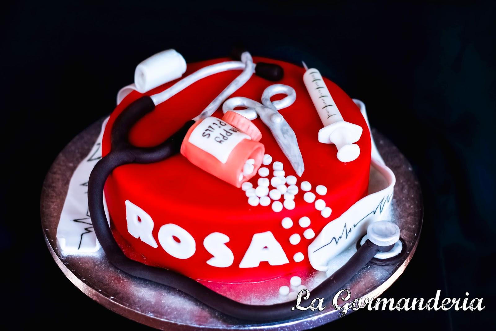 Tarta Enfermera Nurse Cake bizcocho cremoso de chocolate americano