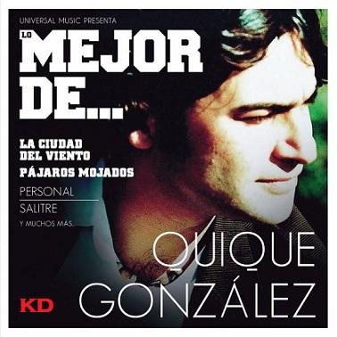 Quique Gonzalez – Mejor De… (2013)
