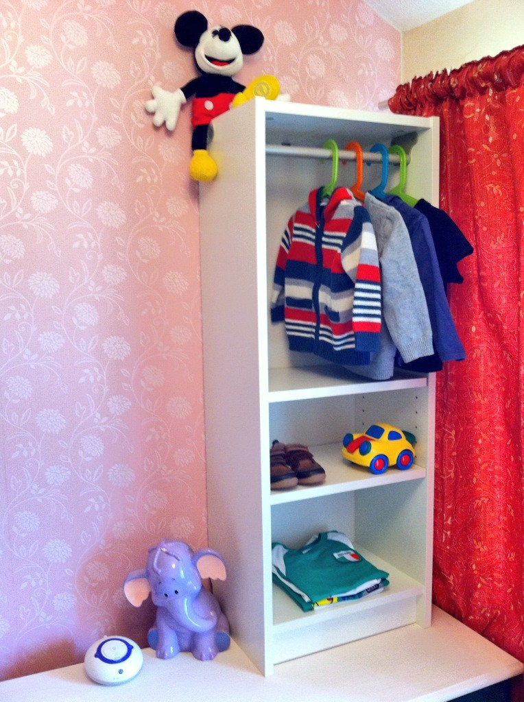 Lavender shines Build a baby toddler wardrobe from 10 Ikea – Pink Bookcase Ikea