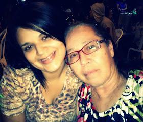 Minha mãe,minha amiga!