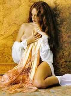 Hiperrealismo Pintura Americana Mujeres