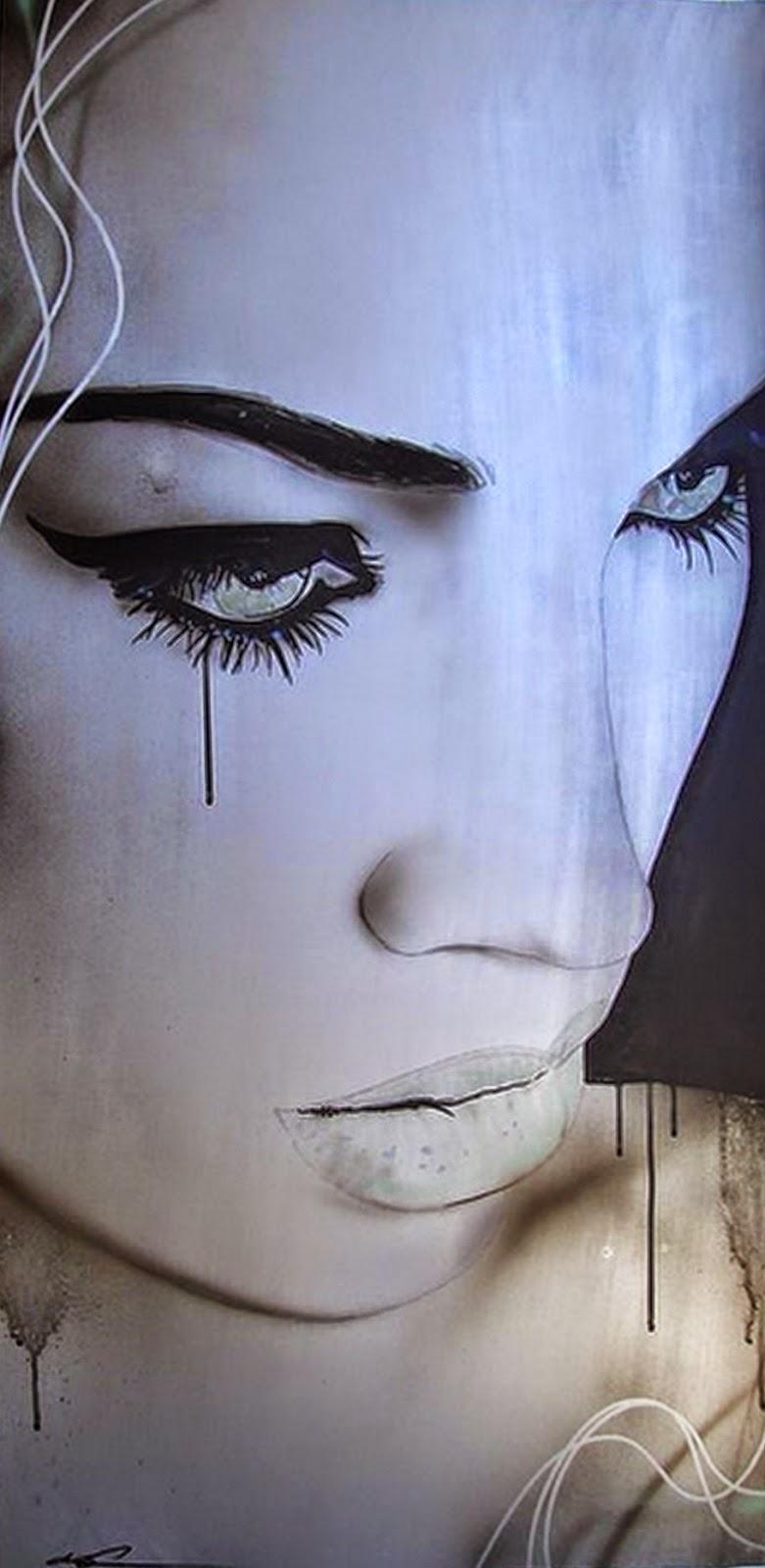 pinturas-artisticas-rostros-femeninos