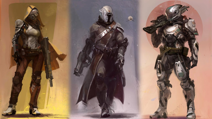 Destiny Game Guardians