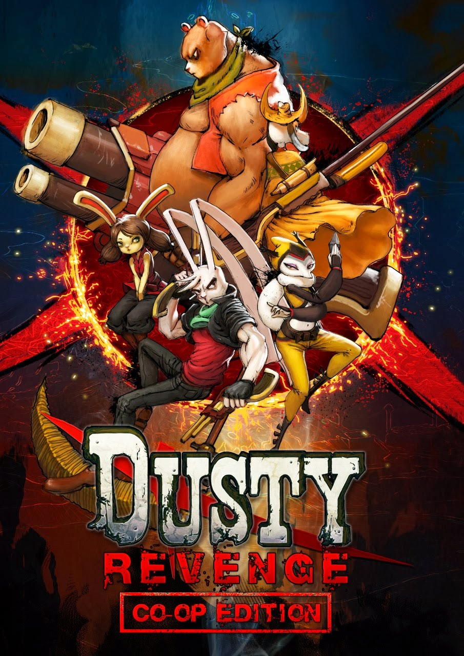 Dusty Revenge Co-op Edition Download
