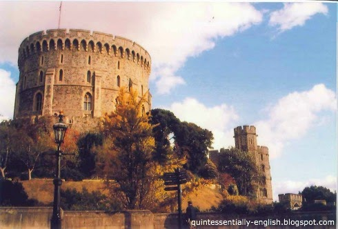 The Round Tower of Windsor Castle