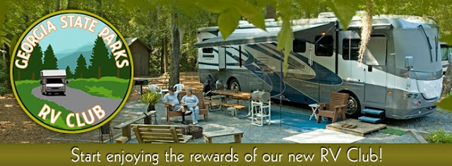 Earn free nights at Georgia State Parks