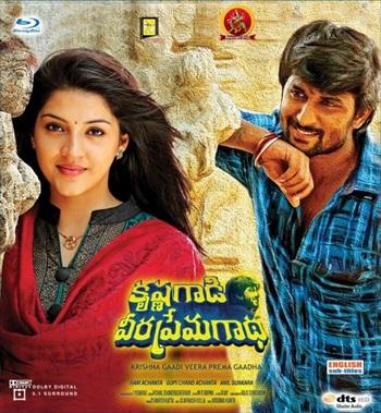 Krishna Gaadi Veera Prema Gaadha 2016 Telugu 720p BluRay 1GB