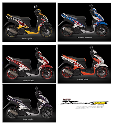 Sepeda Motor Keren, Cepat, dan Canggih, New XEON RC, Yamaha Xeon RC, Xeon RC, semakin terdepan, semakin tak tertandingi
