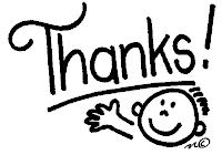 Animasi Gerak Thank You Ucapan Terima Kasih