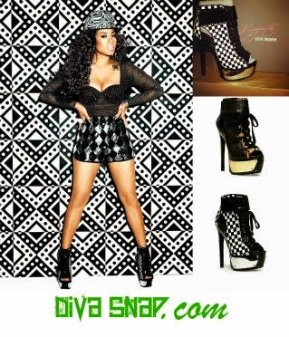 Keyisha Cole is that Shoes Diva!