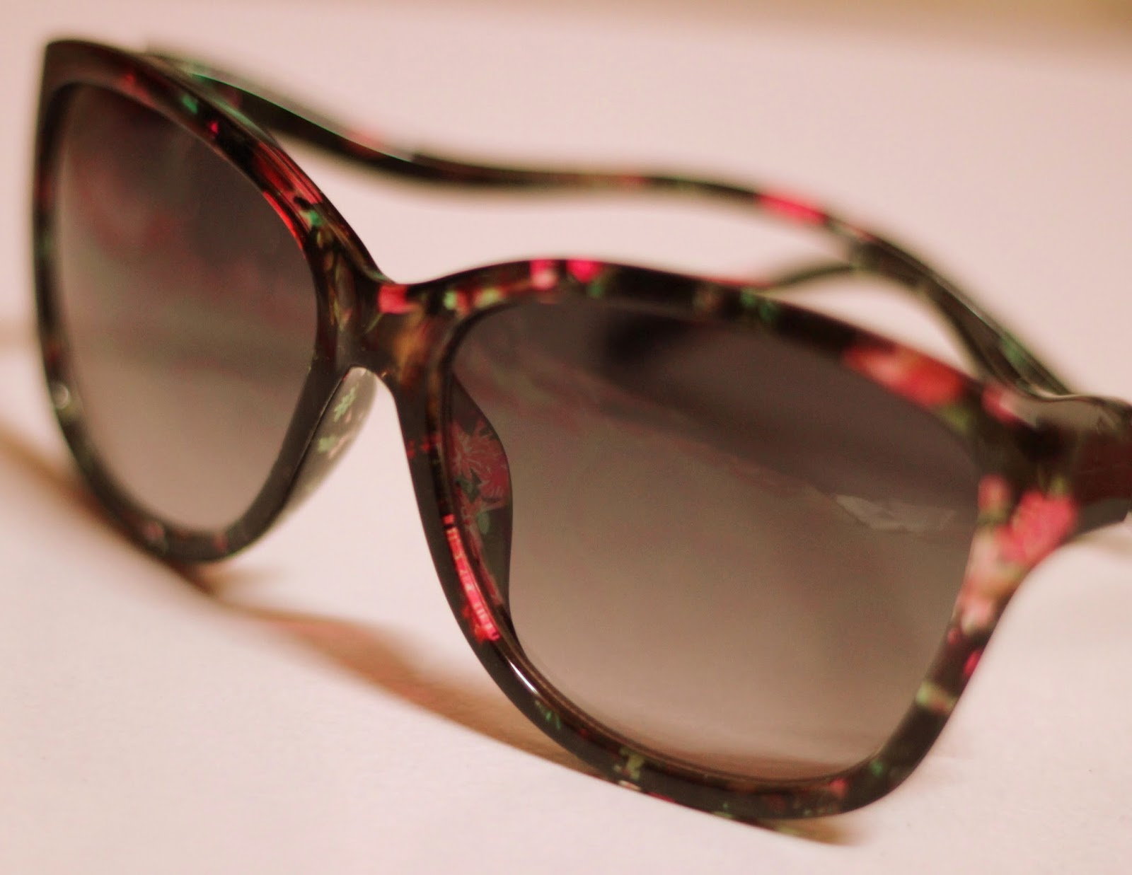 Vision Express Aviators, Floral Sunglasses and Spectacles