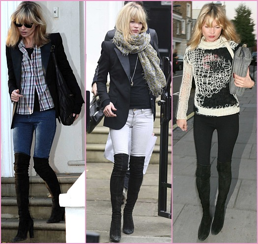 In praise of: Kate Moss' Style
