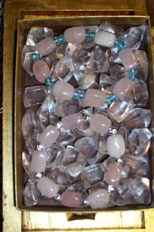 Rose Quartz Bracelets (J001)